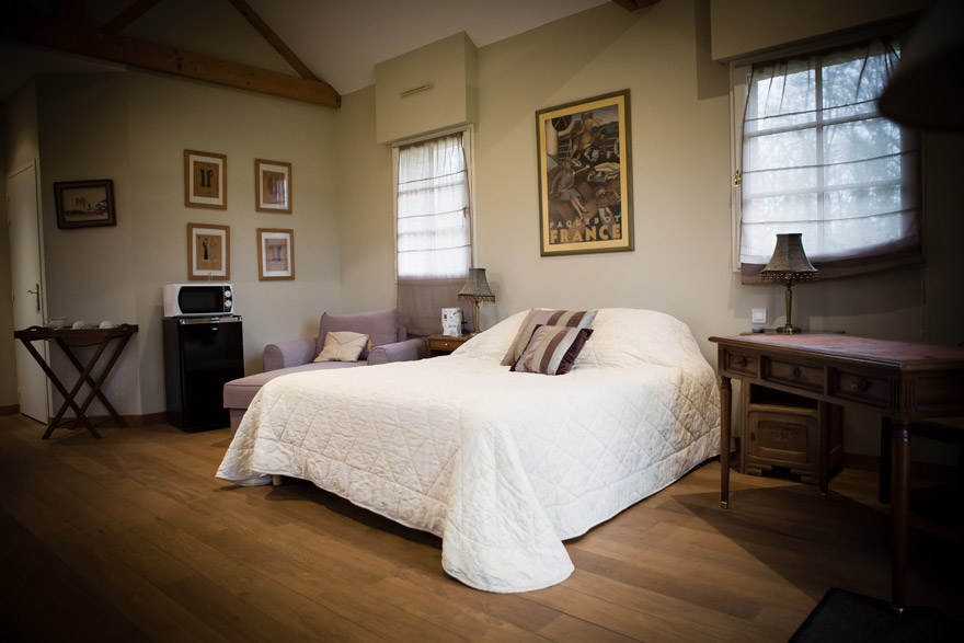 ch teau la morini re accueil nos chambres chambres dans les annexes du ch teau chambre. Black Bedroom Furniture Sets. Home Design Ideas