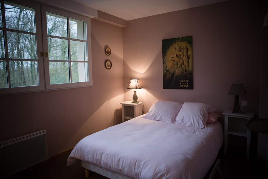 ch teau la morini re accueil nos chambres chambres dans les annexes du ch teau la croisi re. Black Bedroom Furniture Sets. Home Design Ideas
